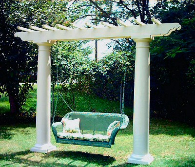 Swing Arbors Lehigh Valley Poconos Pennsylvania