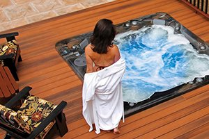 Hot Tub Lighting Motion Glow Lehigh Valley Pocono Pennsylvania Hot Tubs