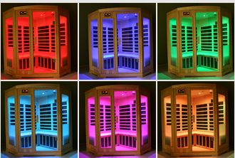 Lehigh Valley Infrared Saunas Color Therapy, Pocono FarInfrared Sauna Color Therapy