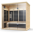 Infrared Saunas -The S Series by Saunatec Ss830