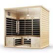 Infrared Saunas -The S Series by Saunatec S840