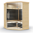 Infrared Saunas -The S Series by Saunatec Ss870