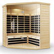 Infrared Saunas -The S Series by Saunatec S880