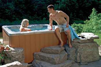 Hot Tub Spa Lehigh Valley Premium Series Hot Tubs Poconos, PA.