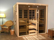 Saunas Steam And Infrared Combined Infra Sauna Lehigh Valley Poconos Pennsylvania