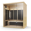 Infrared Saunas -The S Series by Saunatec S825