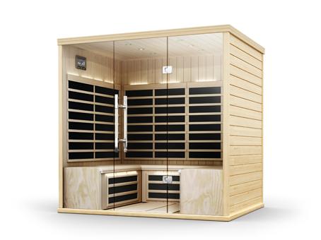 Image result for finnleo sauna