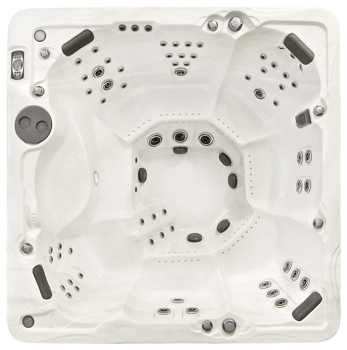 PDC Spa Luxury Series,Spas,Hot Tubs,Whirlpool Tubs,Jacuzzi,Spa Parts ...