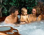 PDC Spas - Hot Tubs - Whirlpool Tubs SE Series